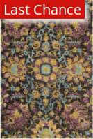 Rugstudio Sample Sale 192638R Charcoal - Multi Area Rug