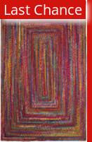 Rugstudio Sample Sale 192655R Red - Multi Area Rug