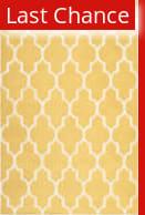 Rugstudio Sample Sale 94120R Gold / Ivory Area Rug