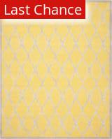 Rugstudio Sample Sale 111970R Gold / Ivory Area Rug