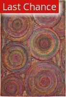 Rugstudio Sample Sale 192685R Red - Multi Area Rug