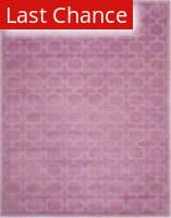 Rugstudio Sample Sale 80410R Pink Area Rug