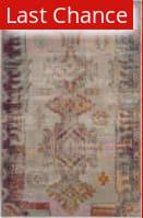 Rugstudio Sample Sale 181982R Light Grey - Purple Area Rug