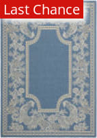 Rugstudio Sample Sale 98832R Blue / Natural Area Rug