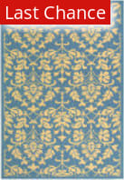 Rugstudio Sample Sale 98838R Blue / Natural Area Rug