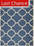 Rugstudio Sample Sale 98955R Navy / Beige Area Rug