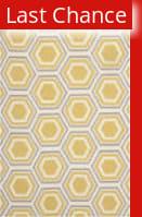 Rugstudio Sample Sale 94361R Ivory / Yellow Area Rug