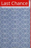 Rugstudio Sample Sale 80564R Blue / Ivory Area Rug