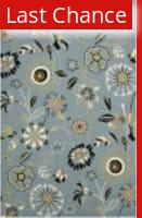 Rugstudio Sample Sale 94442R Blue / Multi Area Rug