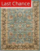 Rugstudio Sample Sale 46770R Blue / Brown Area Rug
