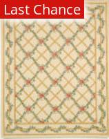 Rugstudio Sample Sale 46453R Ivory Area Rug