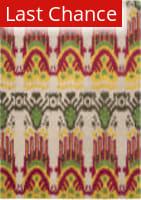 Rugstudio Sample Sale 80662R Beige / Yellow Area Rug