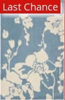 Rugstudio Sample Sale 66348R Blue / Ivory Area Rug