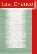 Rugstudio Sample Sale 112108R Ivory / Sea Green Area Rug
