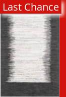 Rugstudio Sample Sale 112111R Ivory / Black Area Rug