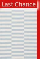 Rugstudio Sample Sale 143465R Ivory - Light Blue Area Rug