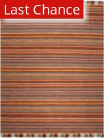 Rugstudio Sample Sale 196134R Rust - Multi Area Rug