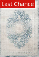Rugstudio Sample Sale 182505R Blue - Beige Area Rug