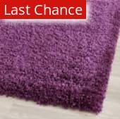 Rugstudio Sample Sale 101547R Purple Area Rug