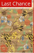 Rugstudio Sample Sale 61384R Brown / Multi Area Rug