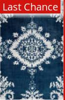 Rugstudio Sample Sale 155761R Indigo Area Rug