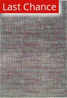Rugstudio Sample Sale 127010R Green - Red Area Rug