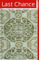 Rugstudio Sample Sale 66444R Turquoise Area Rug