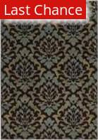 Shaw KI Home Gallery Royal Shimmer Brown 17700 Area Rug