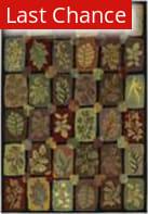 Shaw Phillip Crowe Timber Creek Autumn Grove onyx-00500 Area Rug