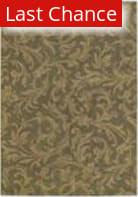 Shaw Origins Diva Jadeite Green 06300 Area Rug