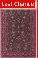 Rugstudio Sample Sale 106228R Chocolate Area Rug