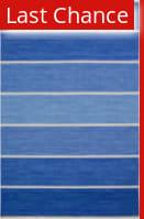 Rugstudio Sample Sale 111058R Cobalt Area Rug
