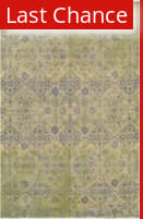 Rugstudio Sample Sale 151492R Lime Area Rug