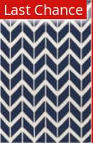 Rugstudio Sample Sale 88290R Sapphire Blue Area Rug