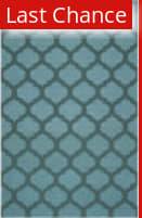 Rugstudio Sample Sale 61475R Sea Blue Area Rug