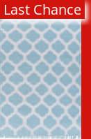 Rugstudio Sample Sale 111484R Sky Blue Area Rug