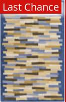 Rugstudio Sample Sale 111698R Cobalt Area Rug