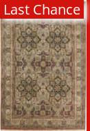 Rugstudio Sample Sale 136903R Cream Area Rug