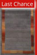 Rugstudio Sample Sale 87696R Gray Area Rug