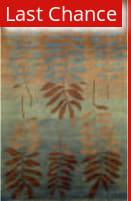 Rugstudio Sample Sale 102221R Aqua 7110/04 Area Rug