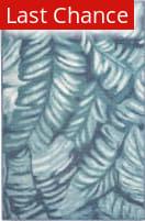 Rugstudio Sample Sale 199857R Blue Area Rug