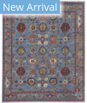 Amer Antiquity ANQ-14 Blue Area Rug