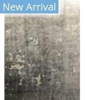 Azad Bamboo Silk IMG-3 Silver Area Rug