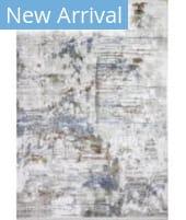 Bashian Allure A161-ALR121 Ivory Rust Area Rug