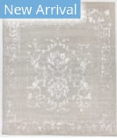 Exquisite Rugs Mentas Hand Knotted 3129 Grey - Platinum Area Rug