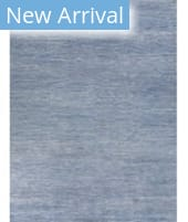 Exquisite Rugs Crush Hand Knotted 3991 Ivory - Blue Area Rug