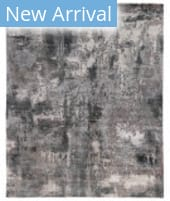 Exquisite Rugs Laurena Hand Knotted 4024 Grey - Charcoal - Multi Area Rug