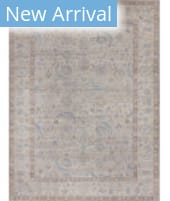 Exquisite Rugs Beckham Hand Knotted 4232 Beige - Ivory - Multi Area Rug
