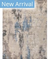 Exquisite Rugs Oslo Hand Knotted 4343 Blue - Silver - Multi Area Rug