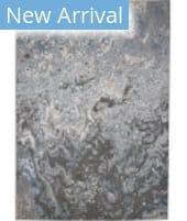 Feizy Azure 3405F Silver - Blue Area Rug